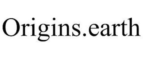 ORIGINS.EARTH