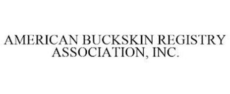 AMERICAN BUCKSKIN REGISTRY ASSOCIATION,INC.