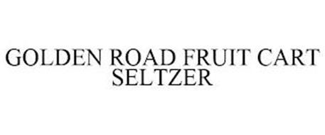 GOLDEN ROAD FRUIT CART SELTZER