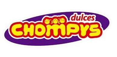 DULCES CHOMPYS