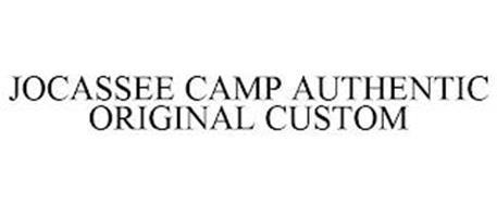 JOCASSEE CAMP AUTHENTIC ORIGINAL CUSTOM