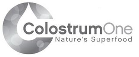 C COLOSTRUM ONE NATURE'S SUPERFOOD