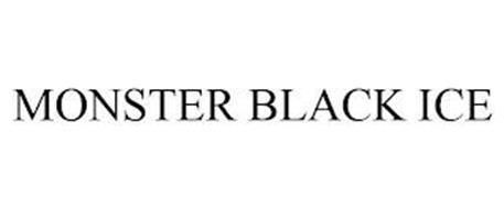 MONSTER BLACK ICE