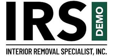 IRS DEMO INTERIOR REMOVAL SPECIALIST, INC.