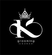 K GROOMING · LOUNGE ·