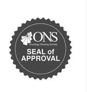 ONS ONCOLOGY NURSING SOCIETY SEAL OF APPROVAL