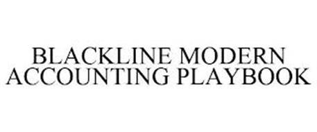 BLACKLINE MODERN ACCOUNTING PLAYBOOK