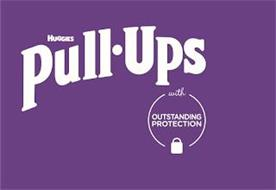 HUGGIES PULL·UPS WITH OUTSTANDING PROTECTION