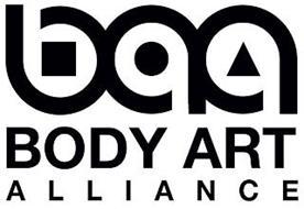 BAA BODY ART ALLIANCE
