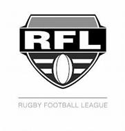 RFL RUGBY FOOTBALL LEAGUE