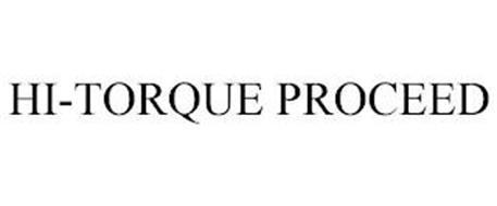 HI-TORQUE PROCEED