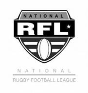 NATIONAL RFL NATIONAL RUGBY FOOTBALL LEAGUE