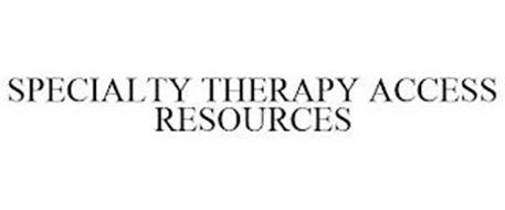 SPECIALTY THERAPY ACCESS RESOURCES