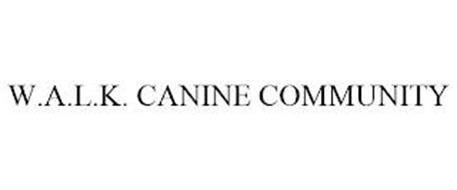 W.A.L.K. CANINE COMMUNITY