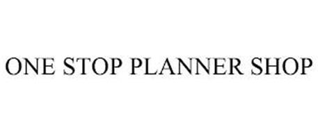ONE STOP PLANNER SHOP