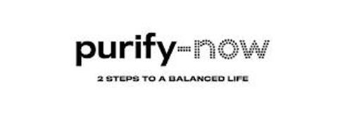 PURIFY NOW 2 STEPS TO A BALANCED LIFE