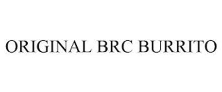 ORIGINAL BRC BURRITO