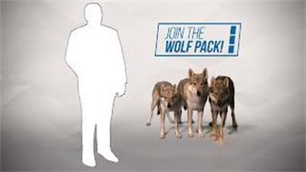 JOIN THE WOLF PACK!