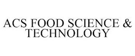 ACS FOOD SCIENCE & TECHNOLOGY
