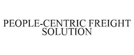 PEOPLE-CENTRIC FREIGHT SOLUTIONS