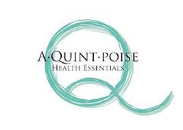 Q A · QUINT · POISE HEALTH ESSENTIALS