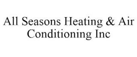 ALL SEASONS HEATING & AIR CONDITIONING INC