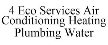 4 ECO SERVICES AIR CONDITIONING HEATING PLUMBING WATER