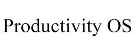 PRODUCTIVITY OS