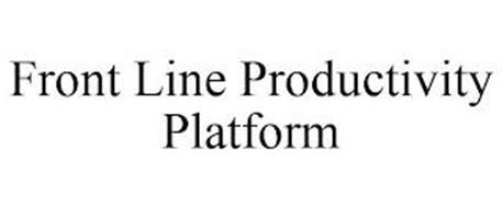 FRONT LINE PRODUCTIVITY PLATFORM