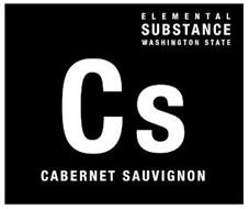 ELEMENTAL SUBSTANCE WASHINGTON STATE CS CABERNET SAUVIGNON