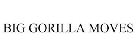 BIG GORILLA MOVES