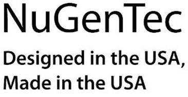 NUGENTEC DESIGNED IN THE USA, MADE IN THE USA
