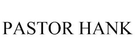 PASTOR HANK