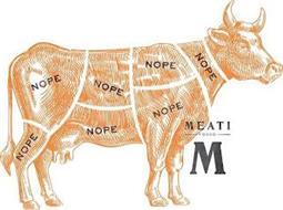 M MEATI FOODS NOPE