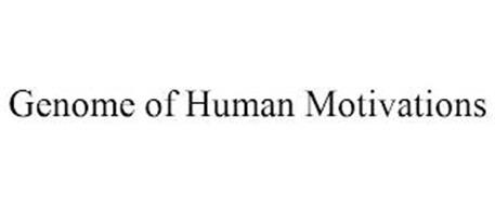 GENOME OF HUMAN MOTIVATIONS