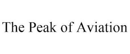 THE PEAK OF AVIATION