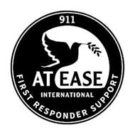 911 AT EASE INTERNATIONAL FIRST RESPONDER SUPPORT