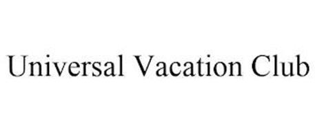 UNIVERSAL VACATION CLUB