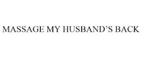 MASSAGE MY HUSBAND'S BACK