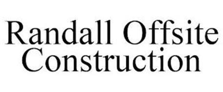 RANDALL OFFSITE CONSTRUCTION