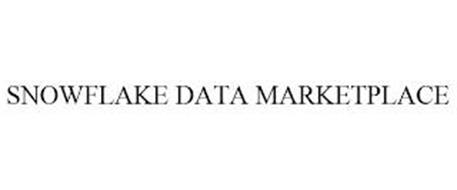 SNOWFLAKE DATA MARKETPLACE
