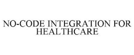 NO-CODE INTEGRATION FOR HEALTHCARE