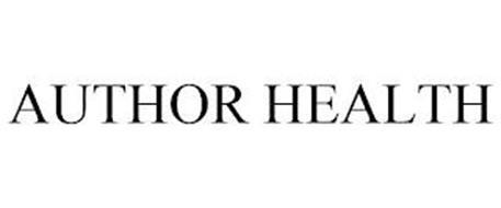 AUTHOR HEALTH