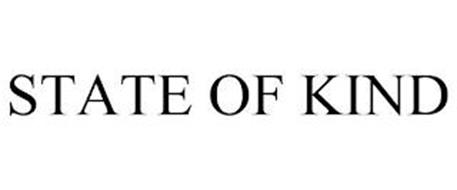 STATE OF KIND