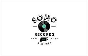 SOHO RECORDS NEW YORK NEW YORK 10013