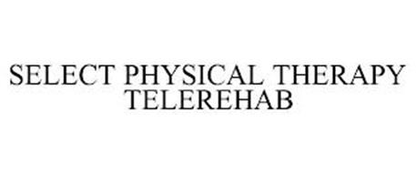 SELECT PHYSICAL THERAPY TELEREHAB
