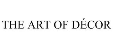 THE ART OF DÉCOR