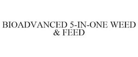 BIOADVANCED 5-IN-ONE WEED & FEED