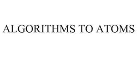ALGORITHMS TO ATOMS