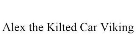 ALEX THE KILTED CAR VIKING